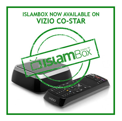 Available on Vizio Co-Star