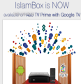 Islambox is now available on Neo Prime Google TV