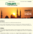 Islambox Monthly VOD Newsletter Nov 2012
